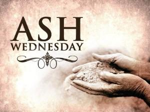 Ash Wednesday 11