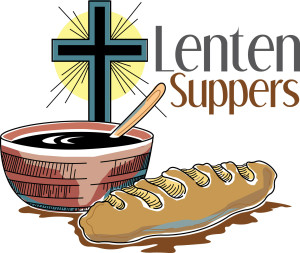 Lenten Soup and Bread Supper